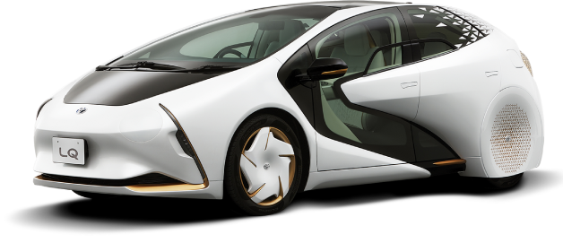 未来派Concept-愛i概念车。